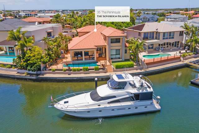35 The Peninsula, Sovereign Islands QLD 4216