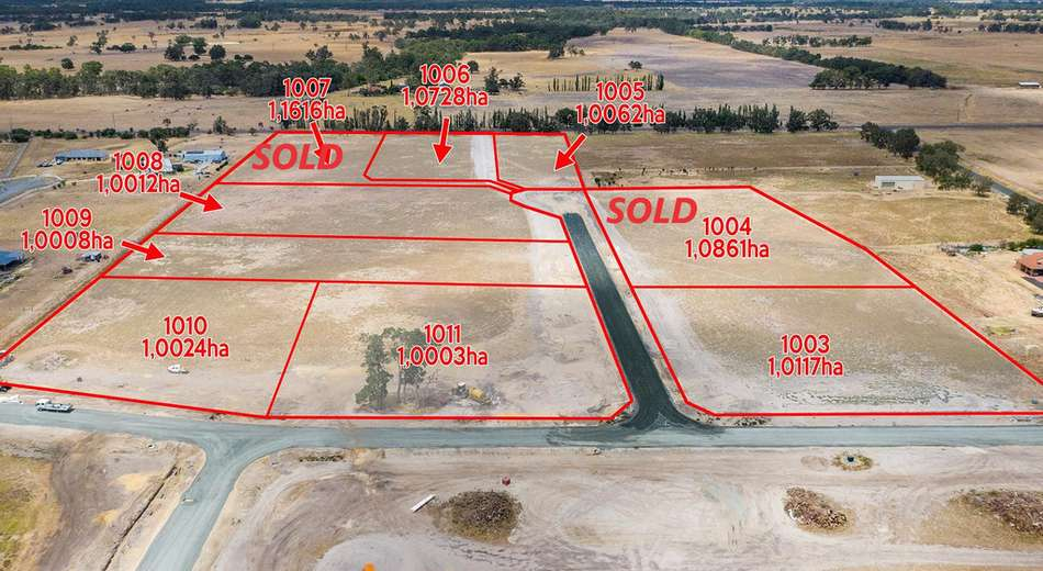 Lot 1009 O'Reilly Place
