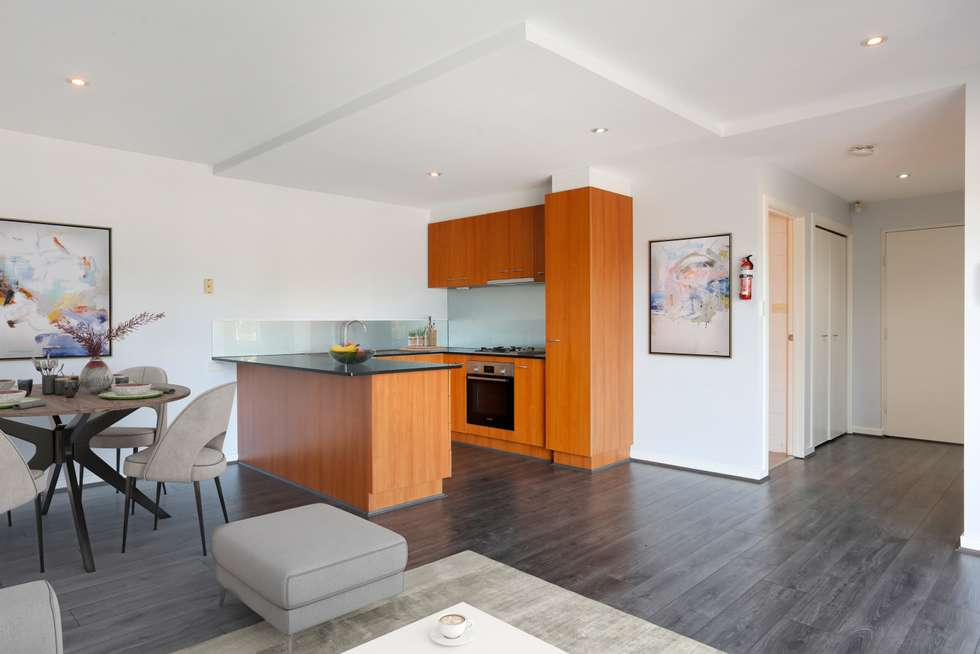 Third view of Homely apartment listing, 4/36 Gladstone Street, Moonee Ponds VIC 3039