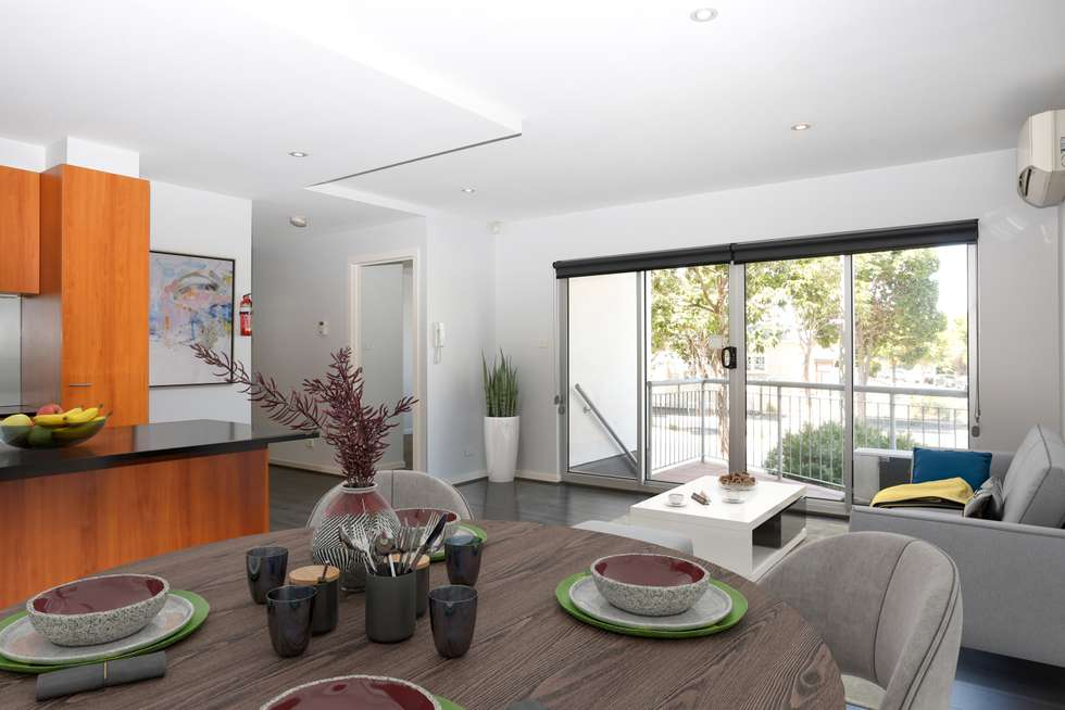 Fourth view of Homely apartment listing, 4/36 Gladstone Street, Moonee Ponds VIC 3039