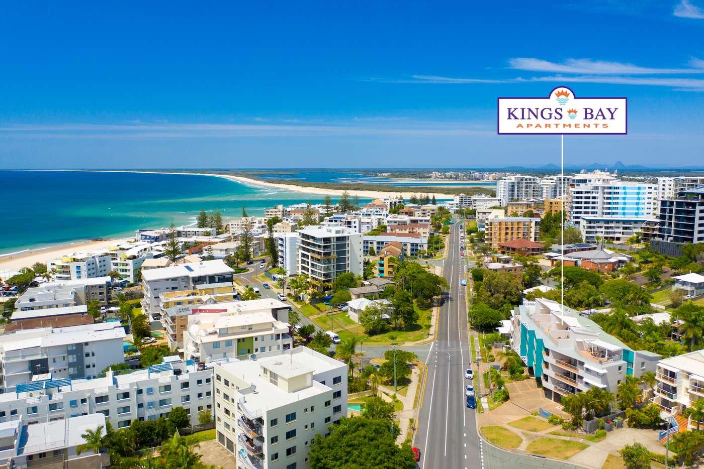 Main view of Homely apartment listing, 15/18 Mahia Terrace, Kings Beach QLD 4551