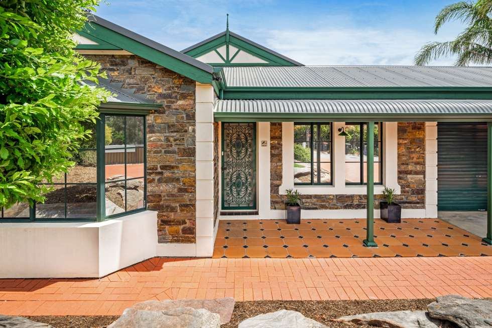 Third view of Homely house listing, 5 Huon Court, Flagstaff Hill SA 5159