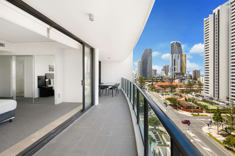 Second view of Homely apartment listing, 1106 'Mantra Sierra Grand' 22 Surf Parade, Broadbeach QLD 4218