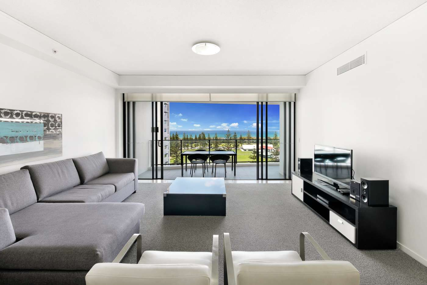Sixth view of Homely apartment listing, 1106 'Mantra Sierra Grand' 22 Surf Parade, Broadbeach QLD 4218
