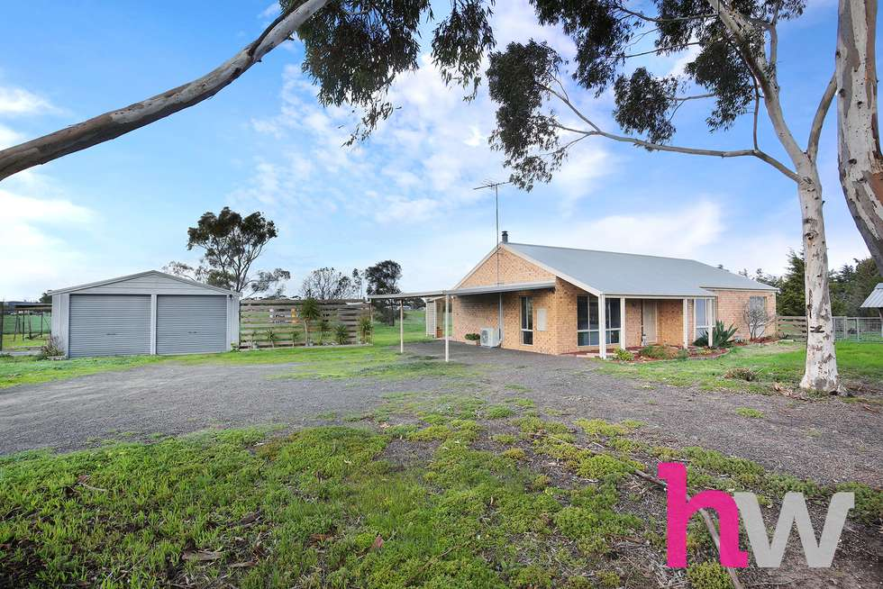 Second view of Homely acreageSemiRural listing, 110 Tillys Road, Lara VIC 3212