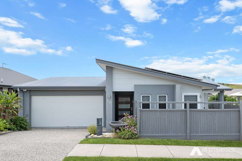 Second view of Homely house listing, 1/18 Serenity Street, South Ripley QLD 4306