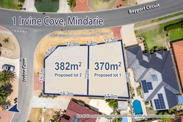 1 Irvine Cove