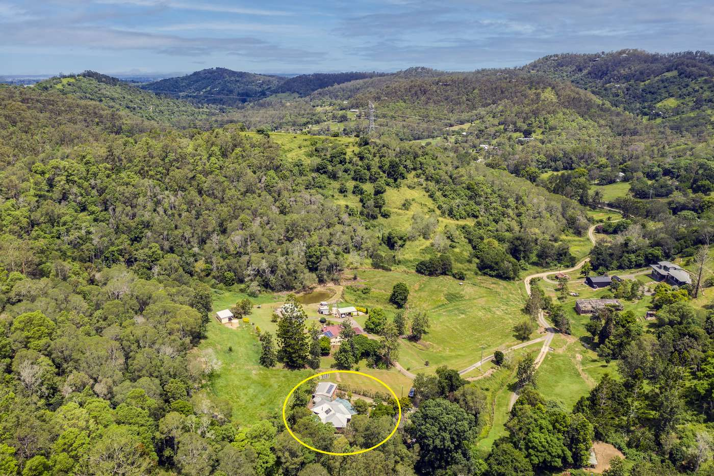 Main view of Homely house listing, 515A Upper Brookfield Road, Upper Brookfield QLD 4069