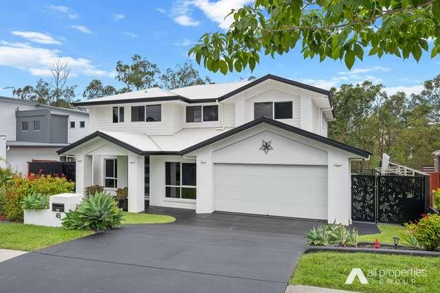 45 Ridgewood Drive, Brookwater QLD 4300