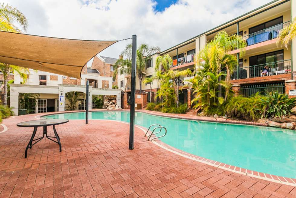 Second view of Homely apartment listing, 2/125 Wellington St, East Perth WA 6004
