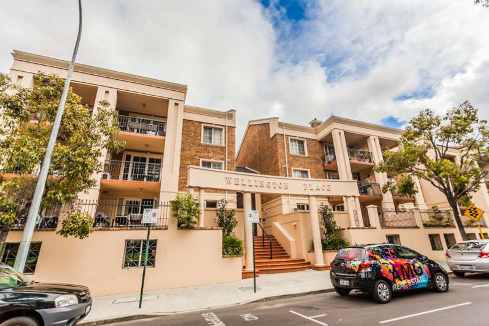 Third view of Homely apartment listing, 2/125 Wellington St, East Perth WA 6004