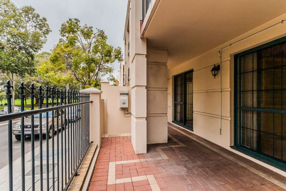 Fourth view of Homely apartment listing, 2/125 Wellington St, East Perth WA 6004