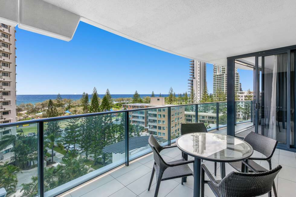 Fourth view of Homely apartment listing, 606/1 'Peppers Broadbeach' Oracle Boulevard, Broadbeach QLD 4218