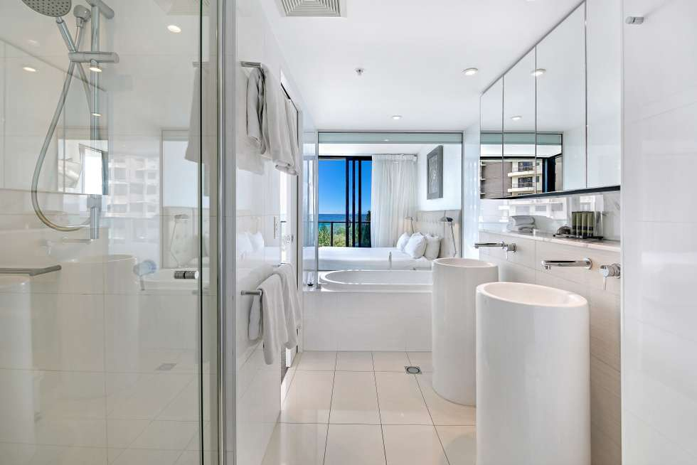 Fifth view of Homely apartment listing, 606/1 'Peppers Broadbeach' Oracle Boulevard, Broadbeach QLD 4218