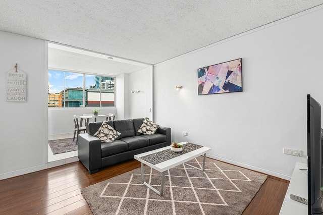 8D/119 Leichhardt Street, Spring Hill QLD 4000