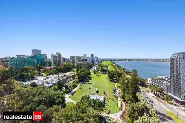 1503/1 Geoffrey Bolton Avenue, Perth WA 6000