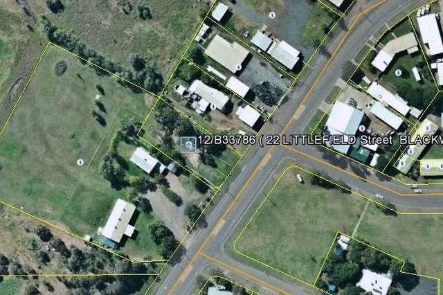 Lot 12 Littlefield Street, Blackwater QLD 4717