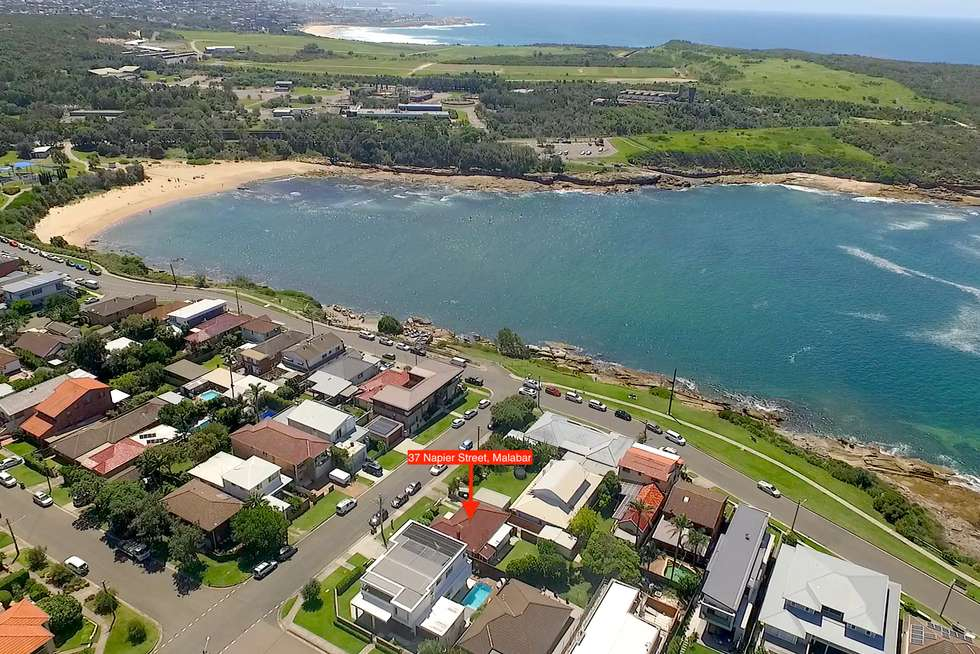 Second view of Homely house listing, 37 Napier Street, Malabar NSW 2036