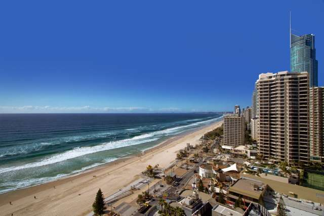 2101 'Peppers Soul' 4 The Esplanade, Surfers Paradise QLD 4217