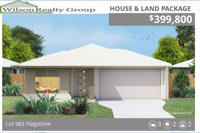 Lot 982/Lot 982 Flagstone, Jimboomba QLD 4280