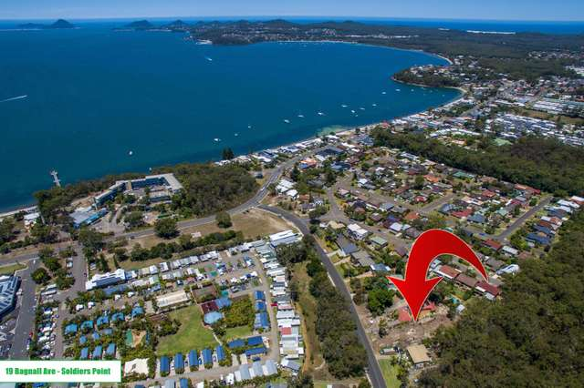 19 Bagnall Avenue, Soldiers Point NSW 2317