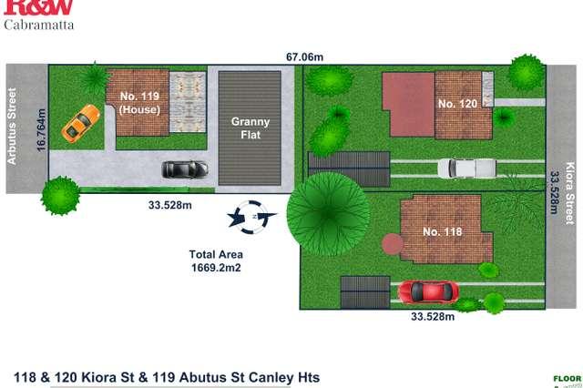 118 Kiora Street,, Canley Heights NSW 2166