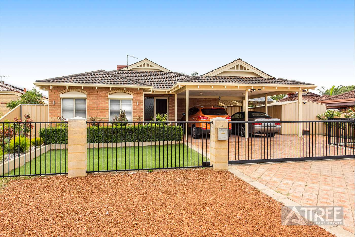 Main view of Homely house listing, 34 Baxter Close, Huntingdale WA 6110