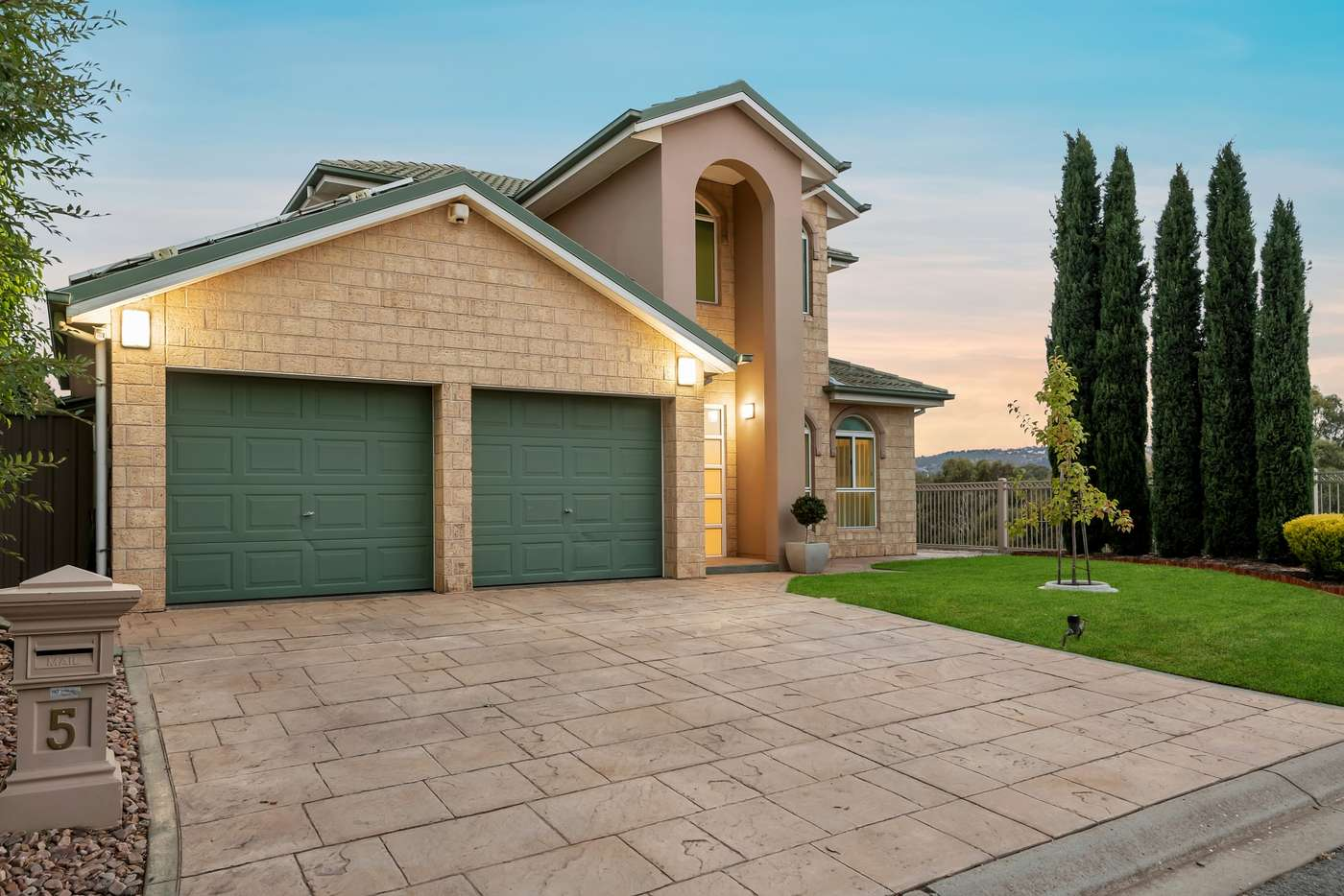 Main view of Homely house listing, 5 Highmount Lane, Golden Grove SA 5125