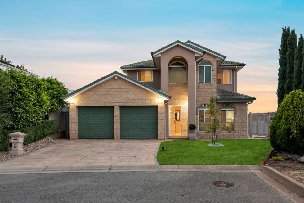 Second view of Homely house listing, 5 Highmount Lane, Golden Grove SA 5125