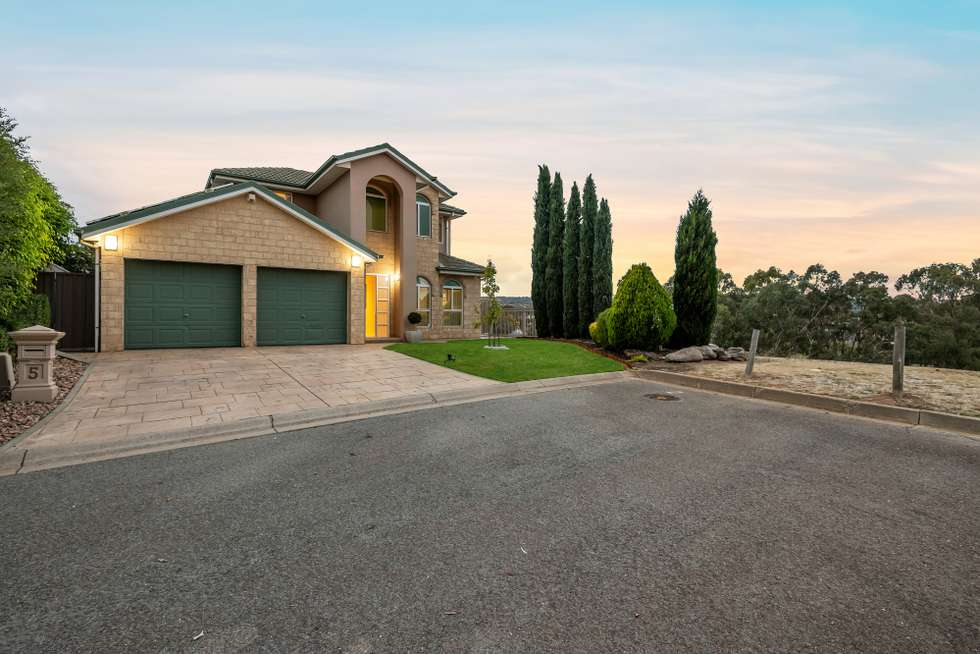 Third view of Homely house listing, 5 Highmount Lane, Golden Grove SA 5125