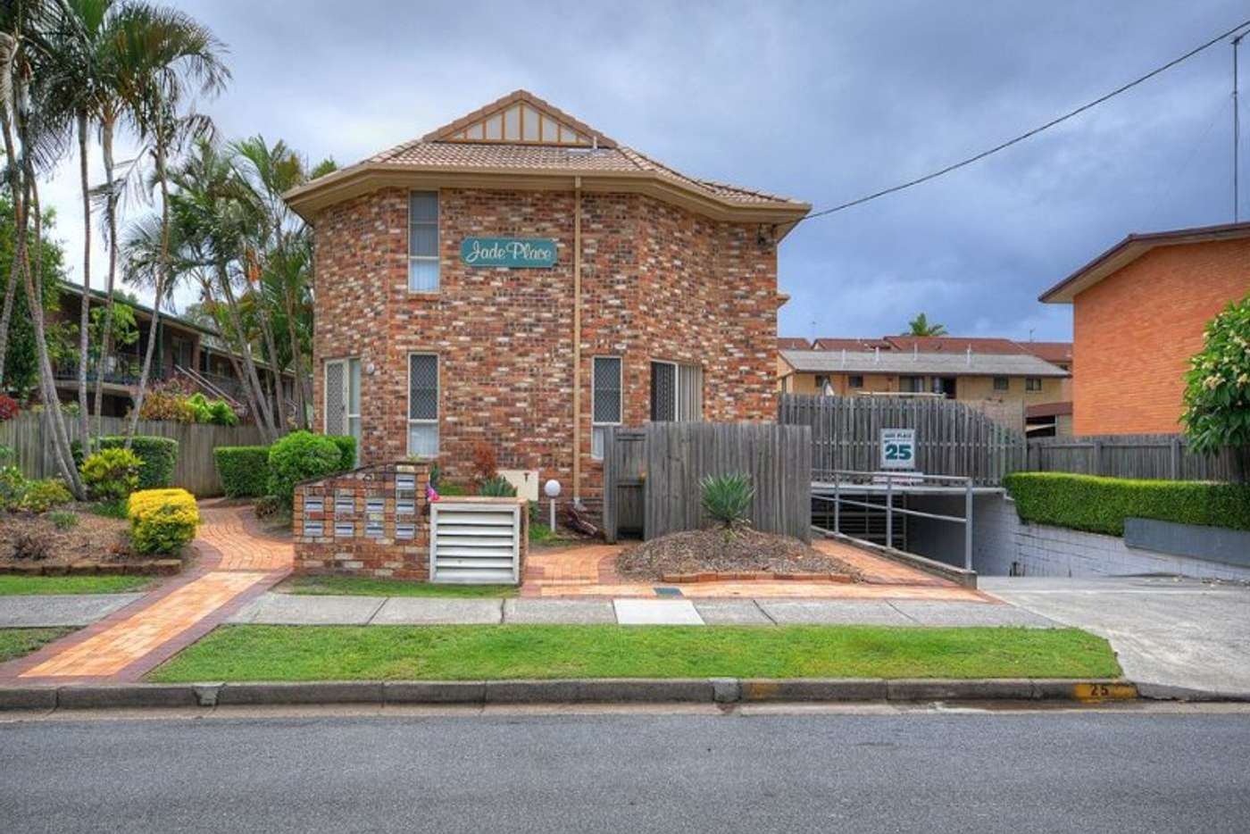 Main view of Homely unit listing, 2/25 Loder Street, Biggera Waters QLD 4216