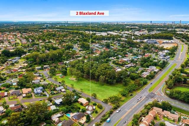 2 Blaxland Avenue, Molendinar QLD 4214