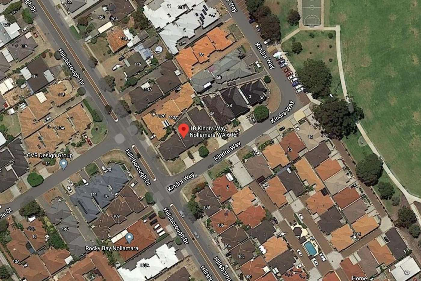 Main view of Homely house listing, 1B Kindra Way, Nollamara WA 6061