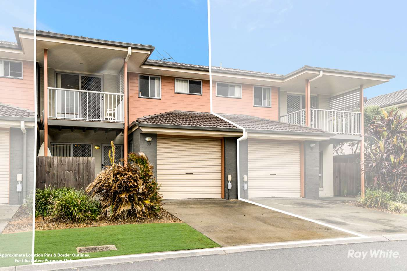 Main view of Homely townhouse listing, 39/14 Fleet Street, Browns Plains QLD 4118