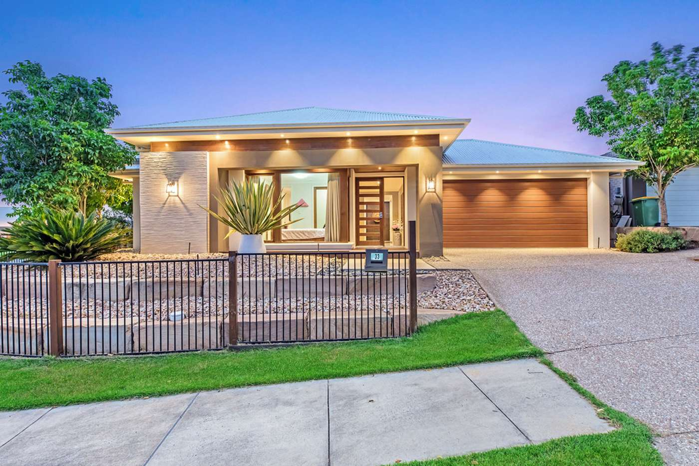 Main view of Homely house listing, 33 Harmony Crescent, South Ripley QLD 4306