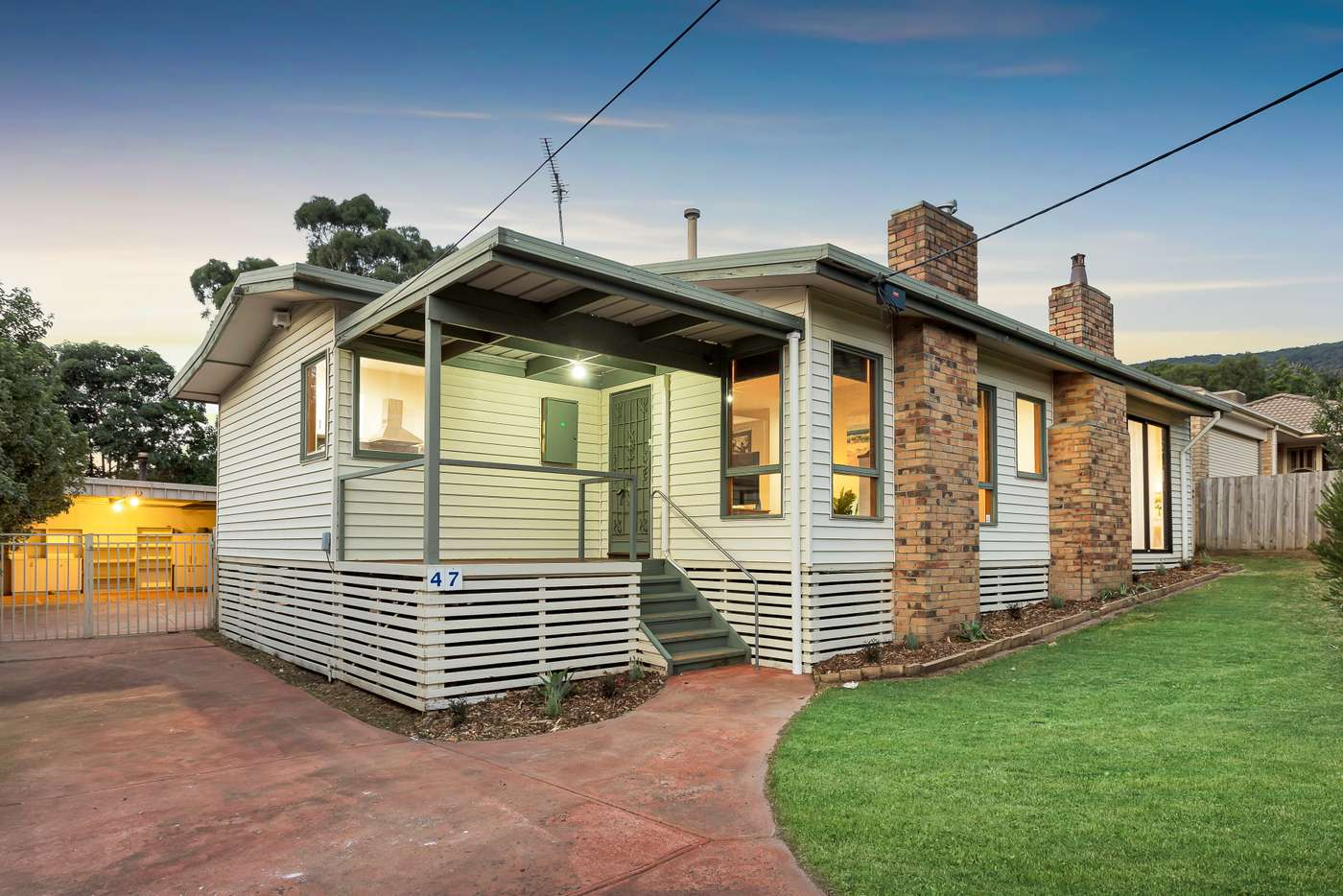 Main view of Homely house listing, 47 Doysal Avenue, Ferntree Gully VIC 3156