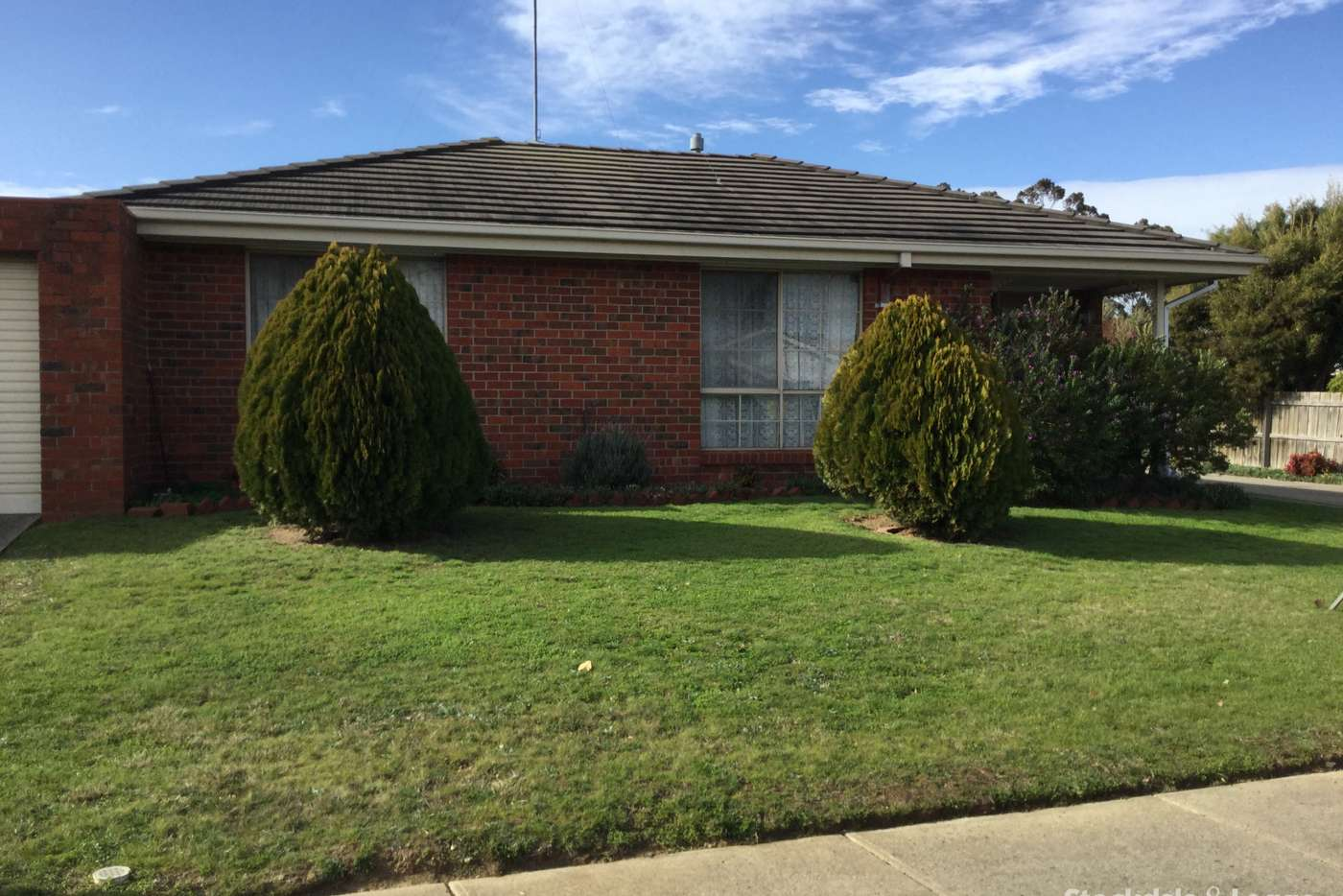 Main view of Homely unit listing, 1/20 Mulquiney Crescent, Highton VIC 3216