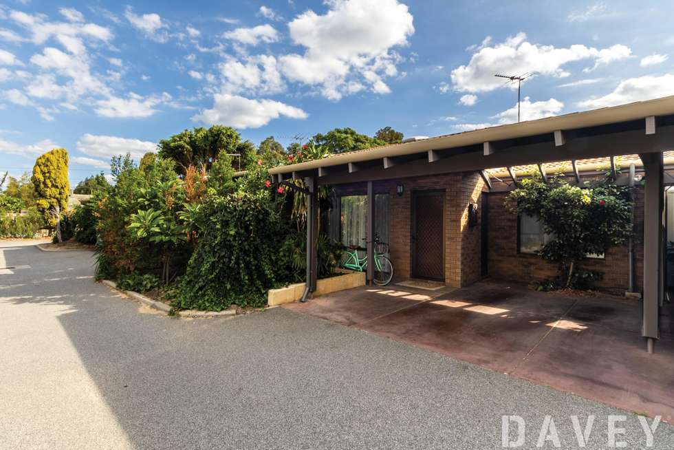 Second view of Homely unit listing, 3/95 Brighton Road, Scarborough WA 6019