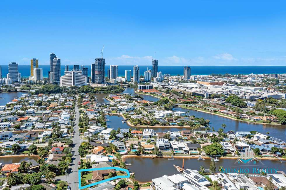 Second view of Homely house listing, 48 Merrimac Boulevard, Broadbeach Waters QLD 4218