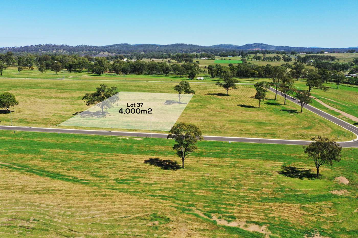 Main view of Homely residentialLand listing, LOT 37 Mimma Court, Warwick QLD 4370