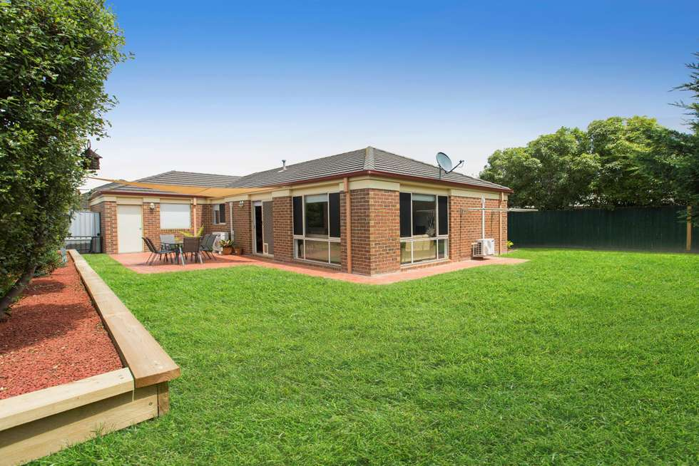 Second view of Homely house listing, 59 Harrington Drive, Narre Warren South VIC 3805