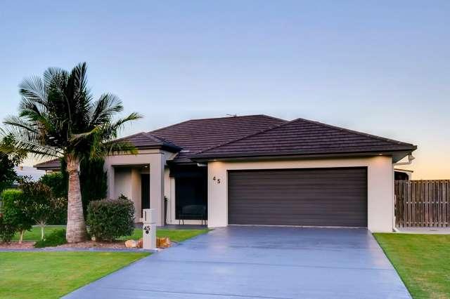 45 Parklands Boulevard, Wondunna QLD 4655