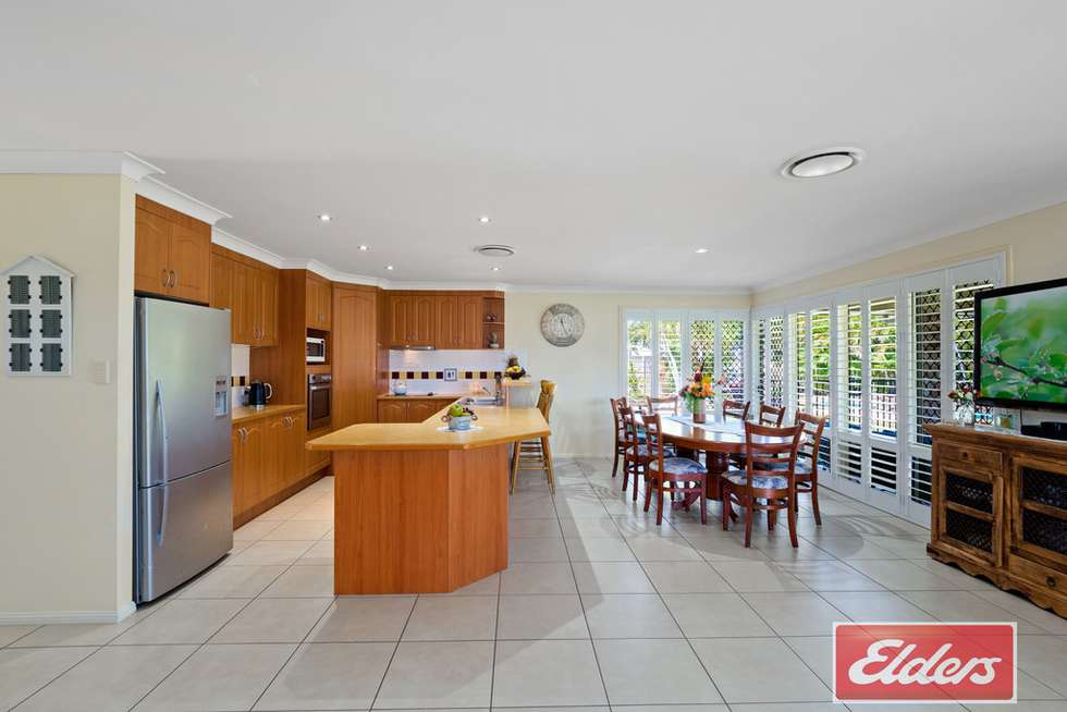 Fourth view of Homely house listing, 11-21 White Cedar Court, Cedar Vale QLD 4285