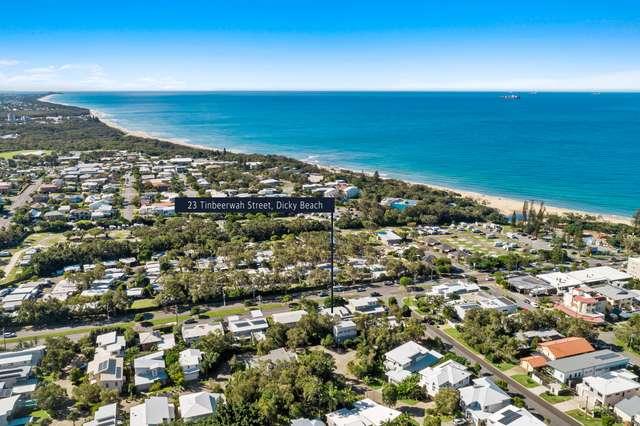 23 Tinbeerwah Street, Dicky Beach QLD 4551