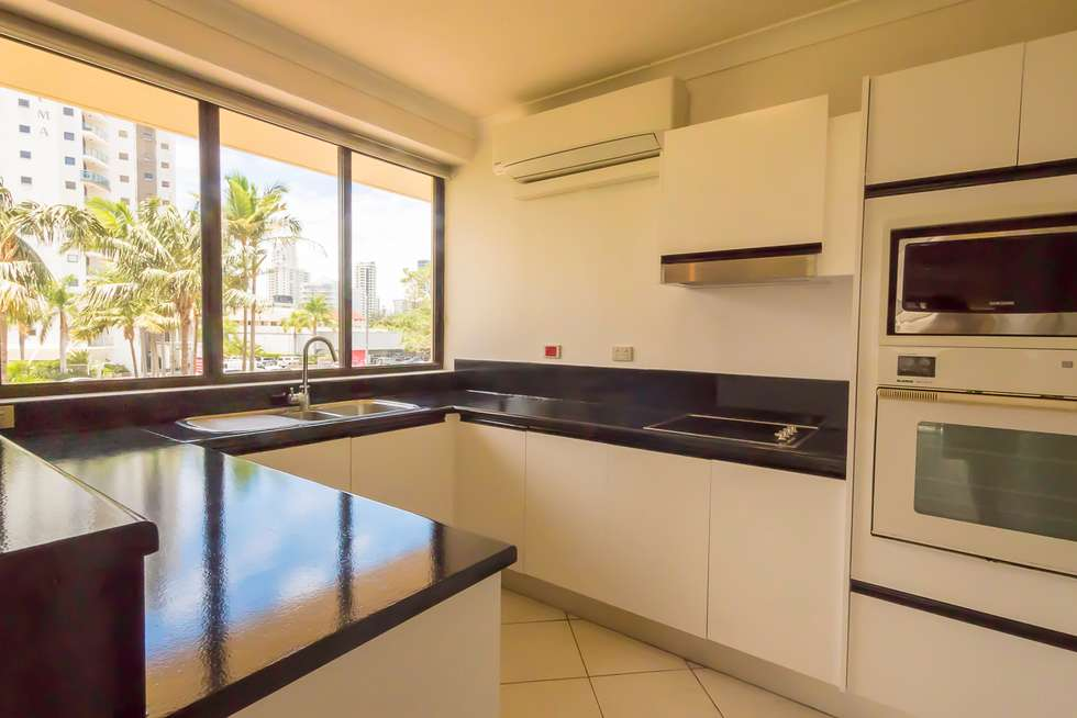 Third view of Homely apartment listing, 7/2890 Gold Coast Highway, Surfers Paradise QLD 4217