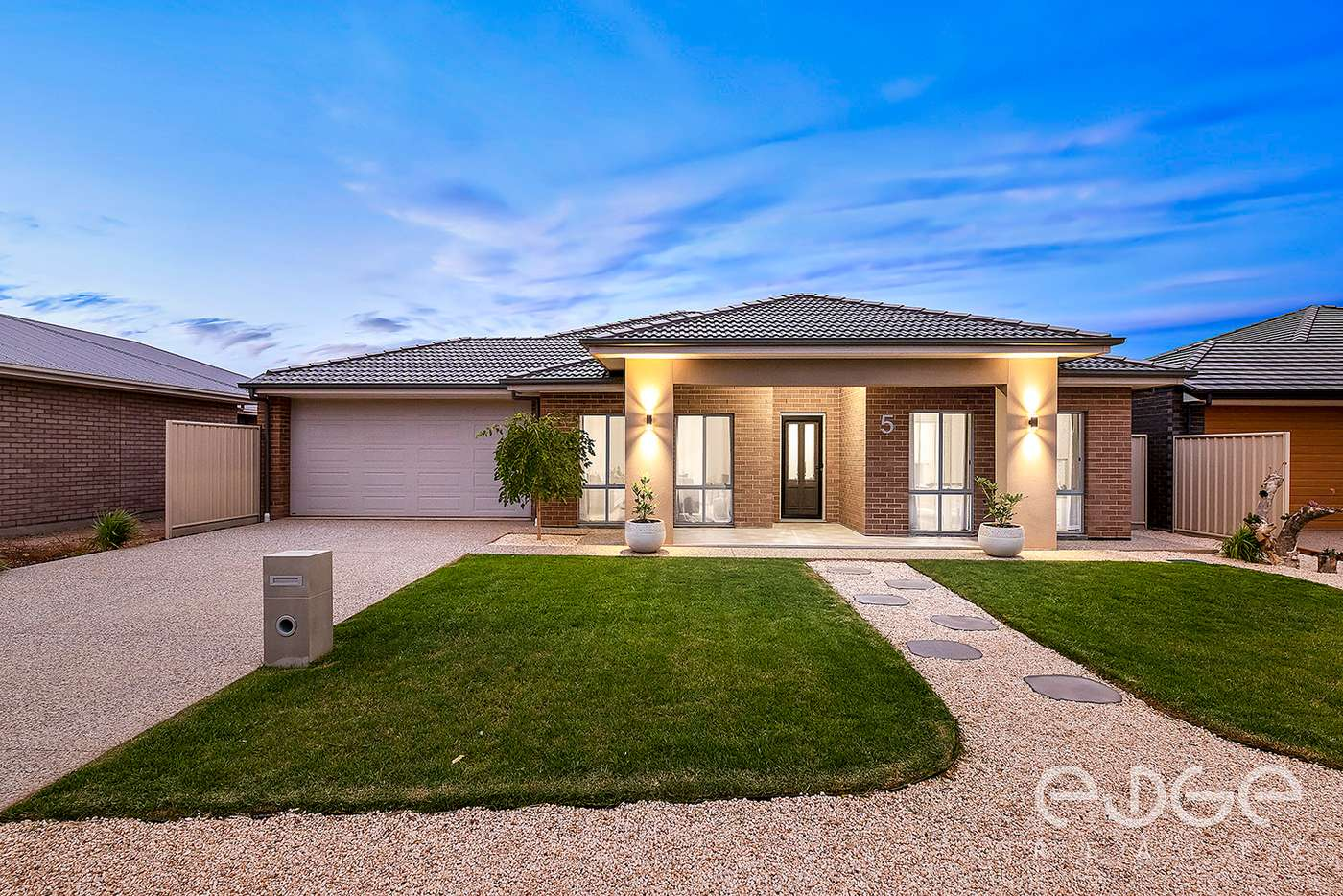 Main view of Homely house listing, 5 Green Court, Angle Vale SA 5117