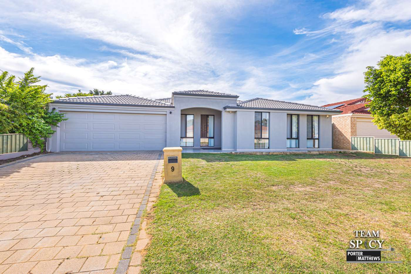Main view of Homely house listing, 9 Phar Lap Road, Wattle Grove WA 6107