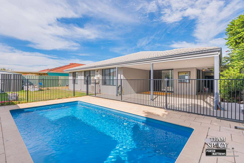 Second view of Homely house listing, 9 Phar Lap Road, Wattle Grove WA 6107