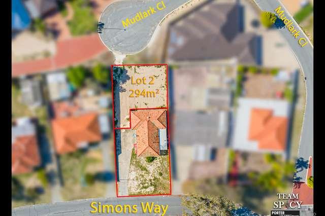 LOT 2/30 Simons Way, Langford WA 6147