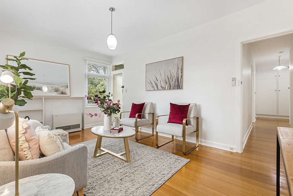 Second view of Homely apartment listing, 3/10 Clyde Street, Surrey Hills VIC 3127